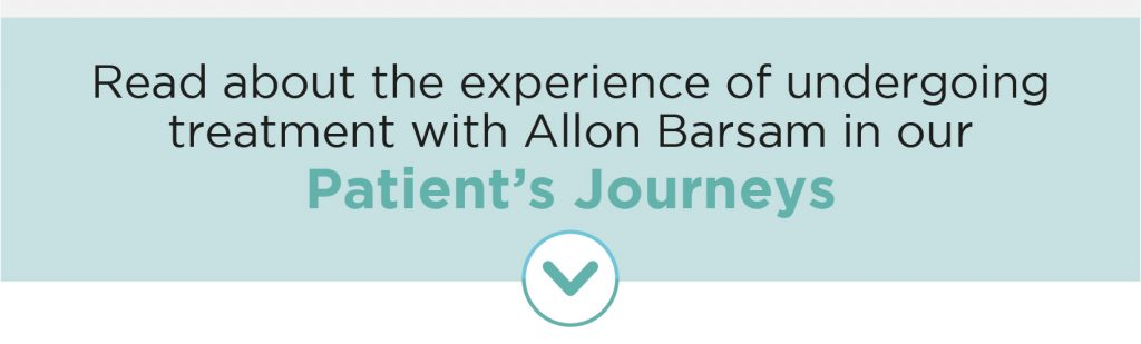 Patient's Journeys with Allon Barsam