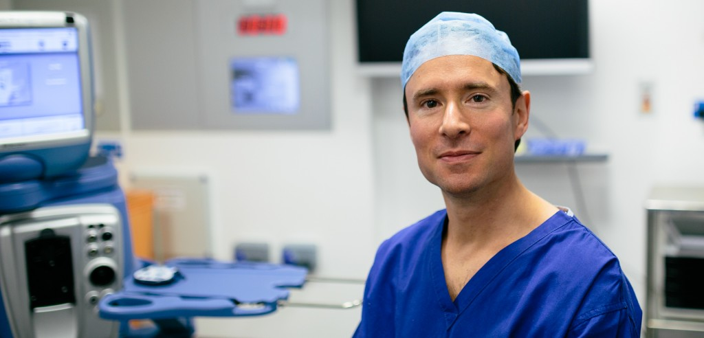 Allon Barsam, specialist in laser eye correction surgery