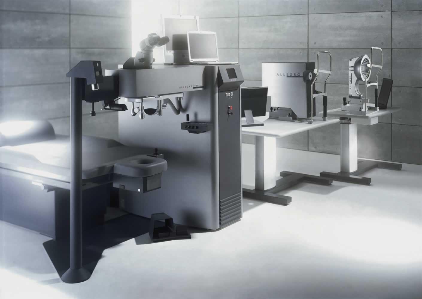Wavelight Allegretto laser: laser eye surgery milton keynes
