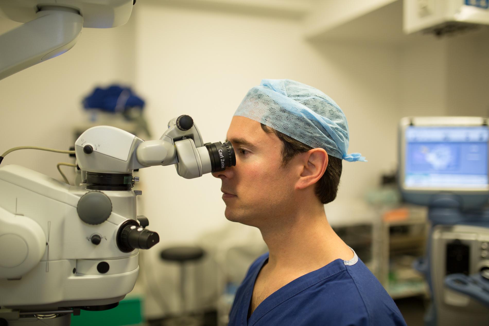 Allon Barsam - eye conditions specialist
