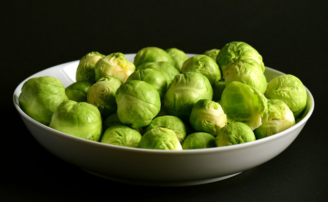 Brussels Sprouts - the superfood for eyes